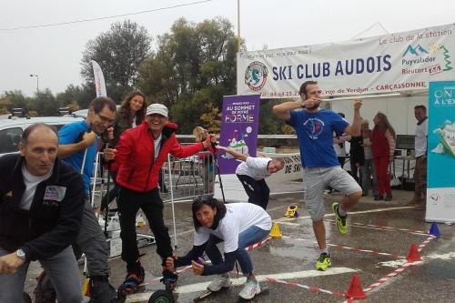 Ski Forme s'invite aux forums des associations