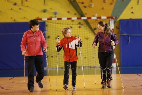 Les Tests Ski Forme : #1 Nordic O²
