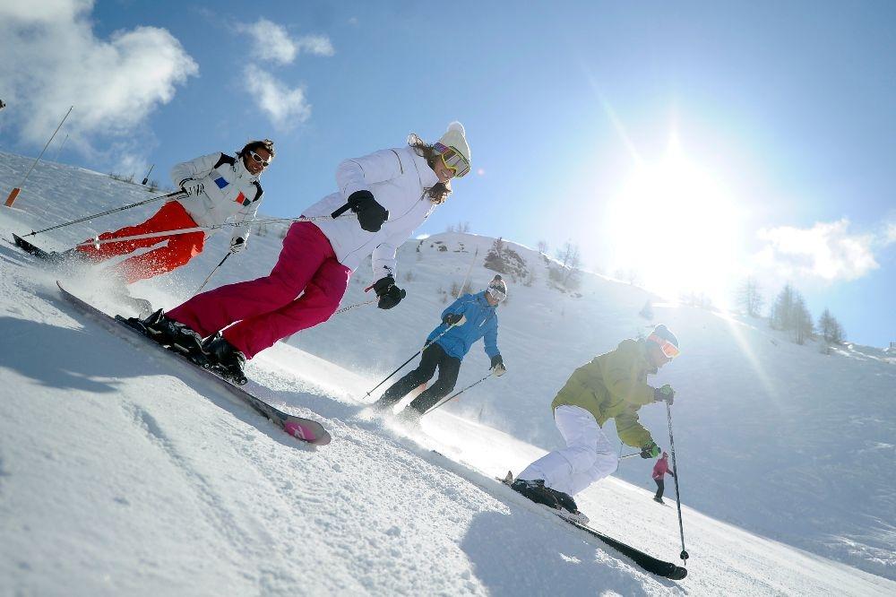 Les Parcours Ski Forme